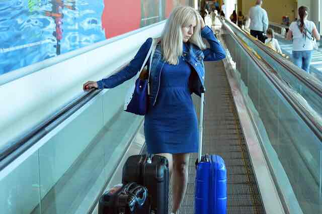 No happiness at airports! - Motivation N You - Blogs 2017