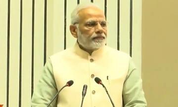 PM Modi Speech on Islamic Heritages - 01/03/2018 at Vigyan Bhawan, New Delhi