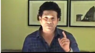 Sachin Tendulkar Speech on His Vision of Sports in India - Motivation N You