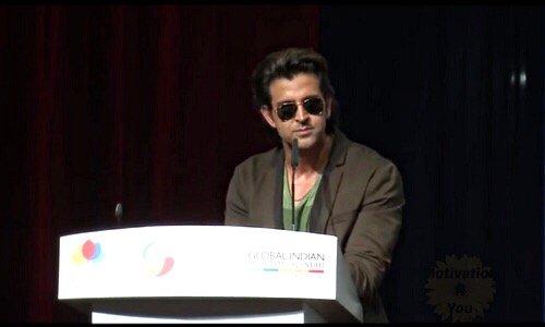 Motivational Speech of Hrithik Roshan | Talks on Human Values - Motivational Speech - Motivation N You